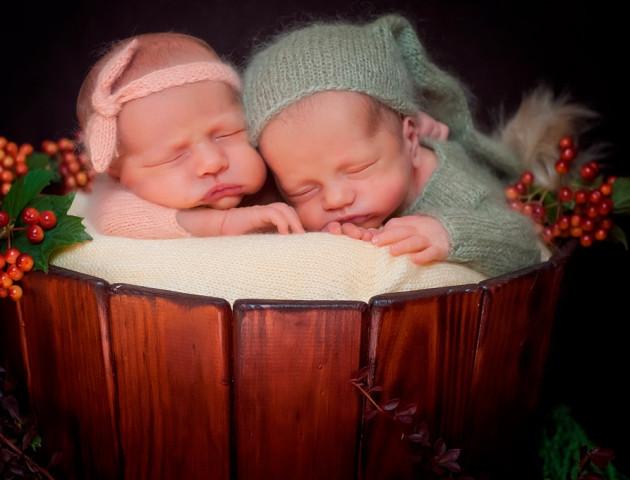 РЦ «Промінь» запрошує на виставку дитячих фото Newborn