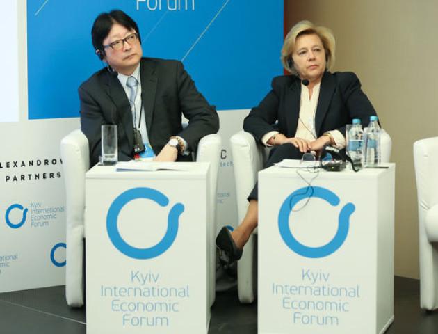 Українські держбанки повинні фінансувати стартапи – Масару Танака