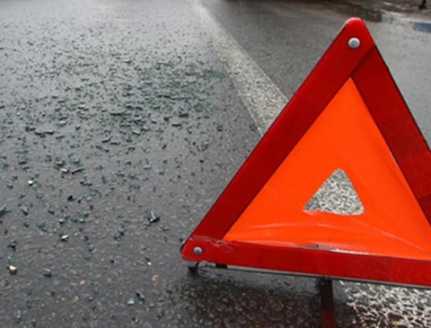 Поблизу Луцька п'яний водій спричинив ДТП і втік