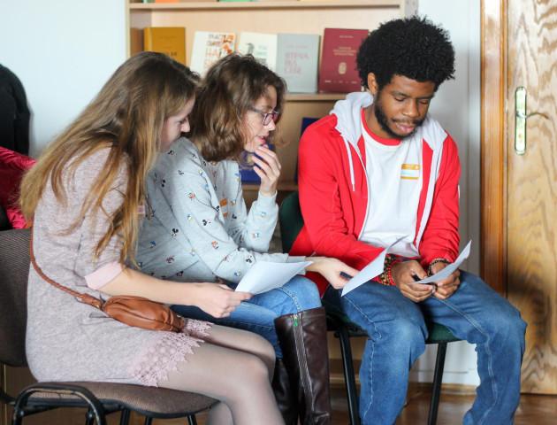 У Луцьку обмінювалася думками молодь з різних країн