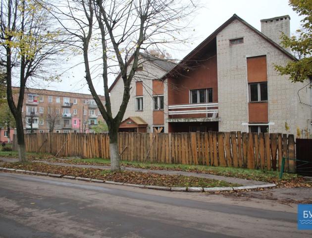 У Нововолинську на місці старої будівлі буде новий готель