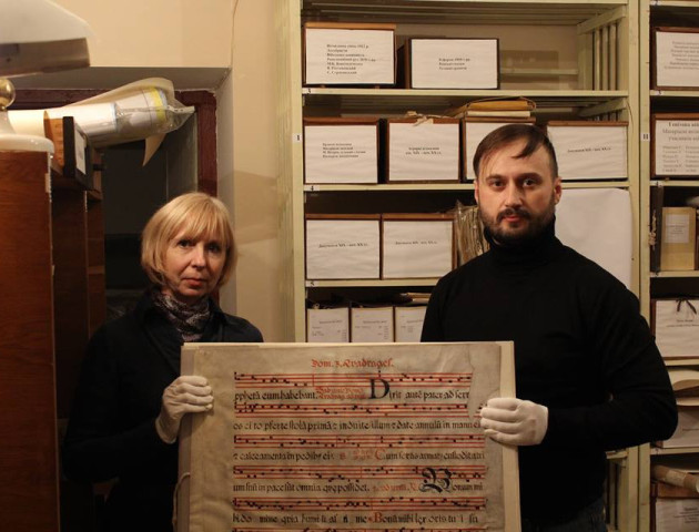 Як київські історики шукали істину у Луцьку?