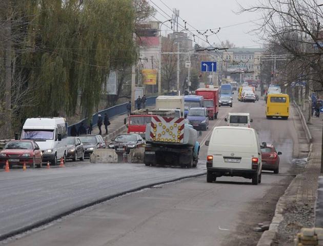 Завершити ремонт Ковельської у Луцьку обіцяють до кінця тижня