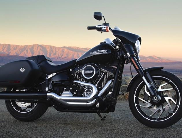 Harley-Davidson випустив новий мотоцикл-трансформер
