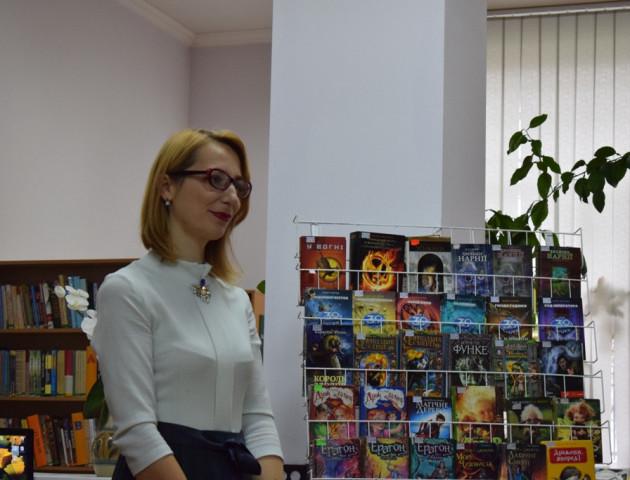Добре серце важливіше, ніж меч у руці, - волинська письменниця Ореста Осійчук.ФОТО