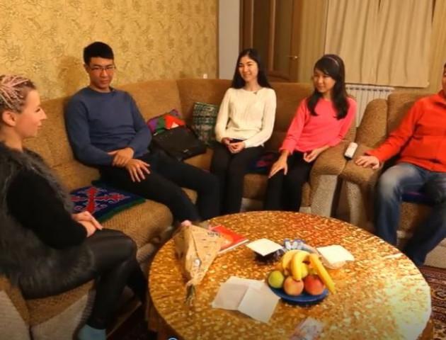 Сім'я з-під Луцька спробувала тиждень життя у Караганді