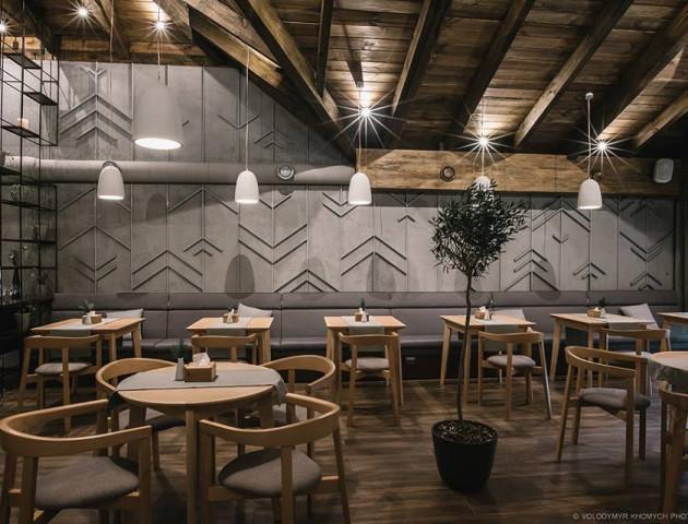 У соцмережах з'явилася серія знімків нового еко-ресторану «Yavir»