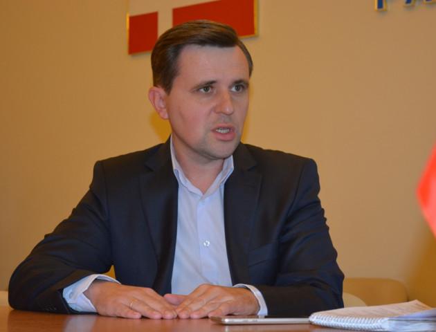 Об'єднання Прилуцького з Луцьком гальмує команда Вусенко, - депутат Волиньради Олександр Омельчук