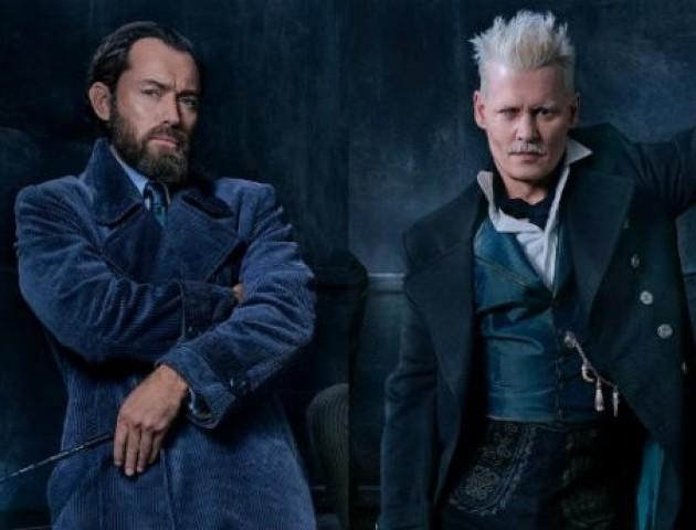 В мережі з'явилися нові промо-кадри фільму «Фантастичні звірі: Злочини Ґріндельвальда»