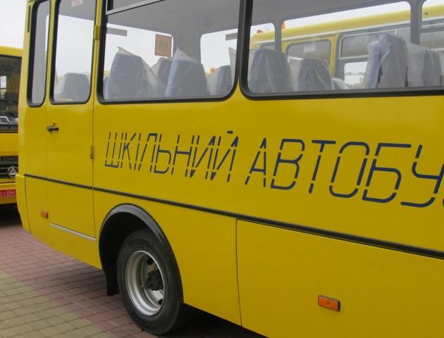 Чи закуплять волинським школам автобуси?
