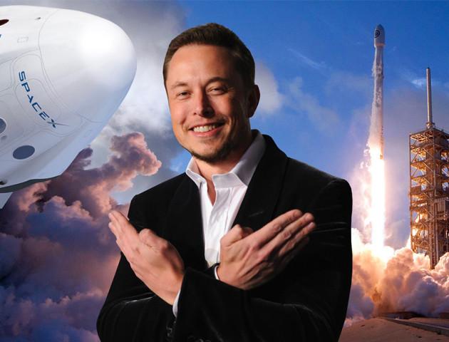 Ілон Маск: мрійник, який змінює світ