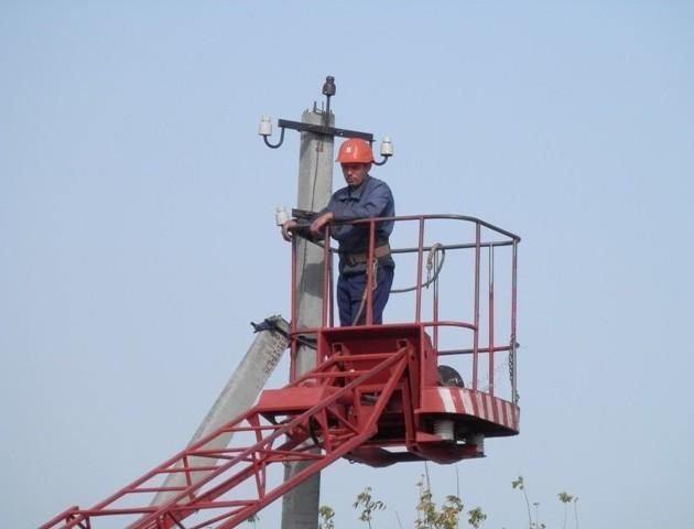 На електрифікацію житлового масиву потрібно понад 1 млн грн