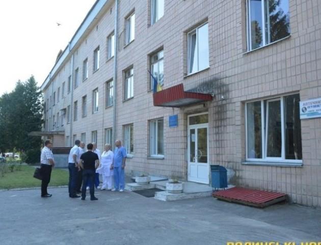 Волинському онкодиспансеру пропонують виділити понад 4 мільйона гривень