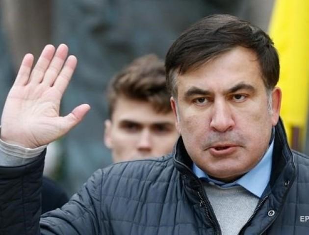 Саакашвілі зреагував на слова Путіна про  плювок