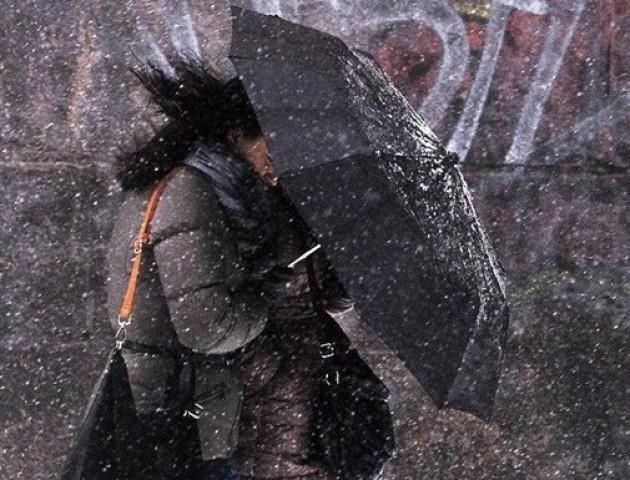 В Україні на вихідних зіпсується погода