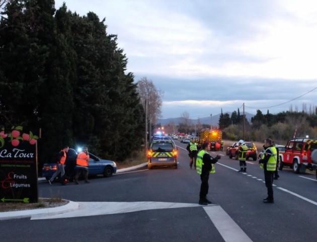У Франції поїзд врізався у шкільний автобус: четверо загиблих