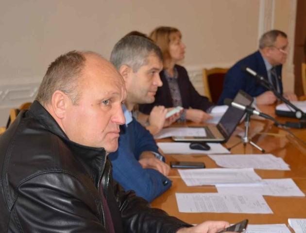 Бюджетна комісія не визначилася з розподілом стабілізаційної дотації   Волинська обласна рада