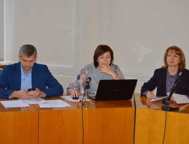 Куди витрачатимуть кошти у 2018: у Волинській облраді обговорили обласний бюджет