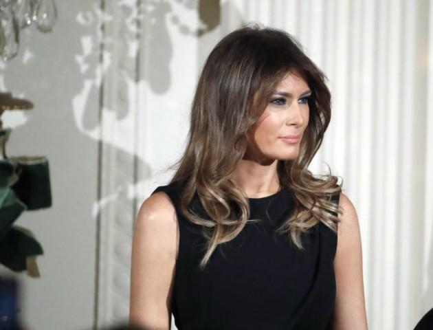 Меланія Трамп виявилась популярнішою за президента США серед американців - опитування
