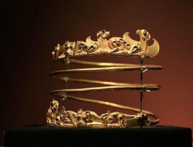 Росія хоче «скіфське золото». ВІДЕО