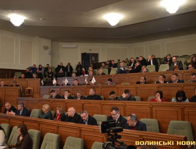 Волиньрада виділила 7 мільйонів на соціальну допомогу