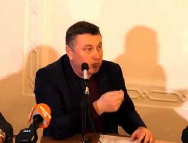 Через незрозумілу позицію бюджетної комісії Волиньради в райони не підуть дотації. ВІДЕО