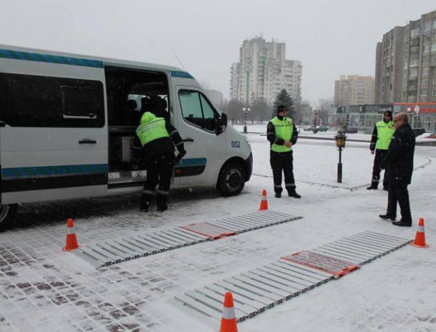 Для збереження автодороги Луцьк–Володимир планують встановити габаритно-ваговий комплекс