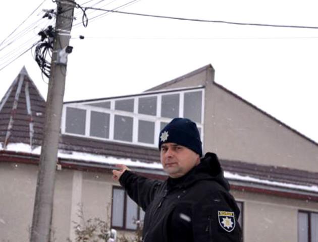 Дільничий у селі на Львівщині встановив 100 камер нагляду. Крадіжок поменшало