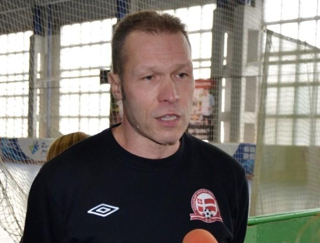«На Волині все більше команд, які хочуть грати у футзал», - Сергій Голоскоков