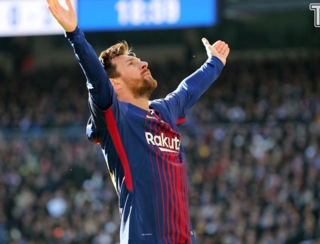 Мессі побив бомбардирський рекорд легендарного німецького футболіста