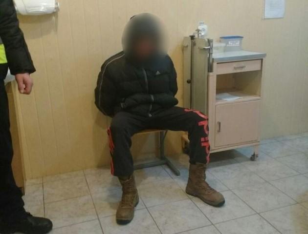 Нічна бійка у Луцьку закінчилася ножовими пораненнями