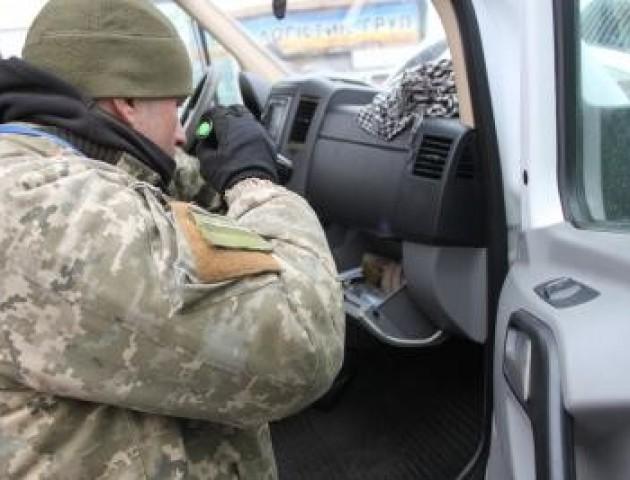 Через «Ягодин» машиною перевозили гвинтівки