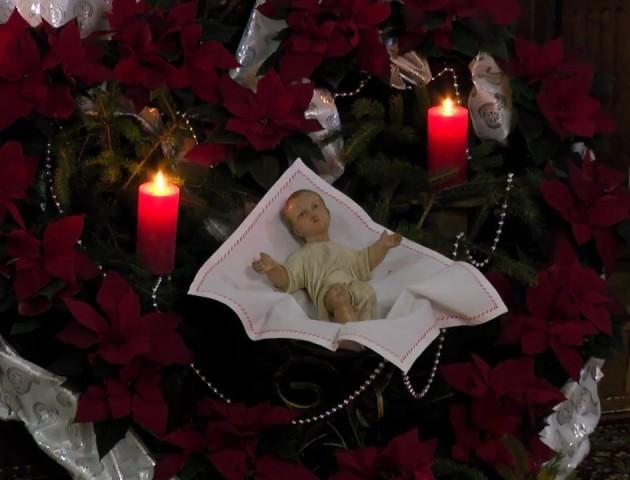 Різдвяна літургія у Кафедральному костелі Святих Апостолів Петра і Павла. ВІДЕО