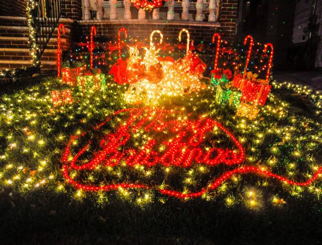 Бруклін визнали американською столицею Різдва. ВІДЕО