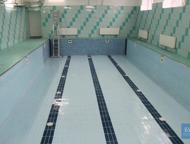 Як відремонтували басейн ЗОШ № 5 у Володимирі-Волинському? ВІДЕО