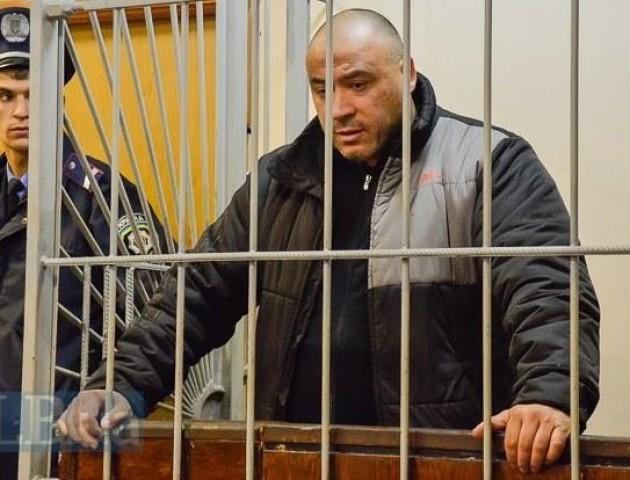 На Майдані сотні мітингарів вимагають перегляду вироку керівнику «титушок» Юрію Крисіну. ВІДЕО