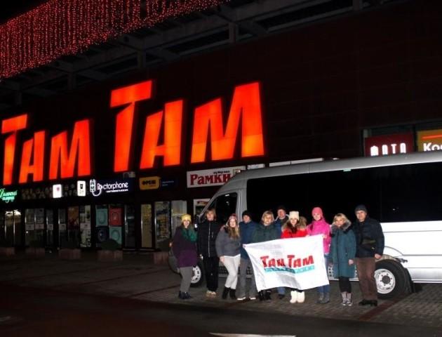 Постійні покупці Там Таму вирушили новорічний тур до Лапландії