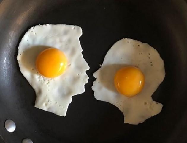 Мексиканський фотограф створює «картини» з яєчні: захопливі фото
