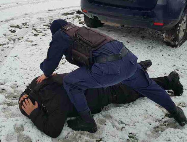 МВС: Видвореного Надірадзе затримали на кордоні з Молдовою - рвався в Україну