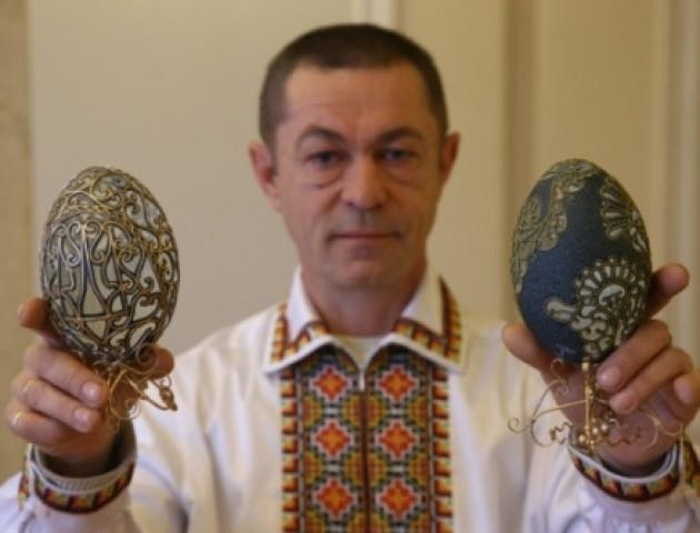 Волинянин став заслуженим майстром народної творчості