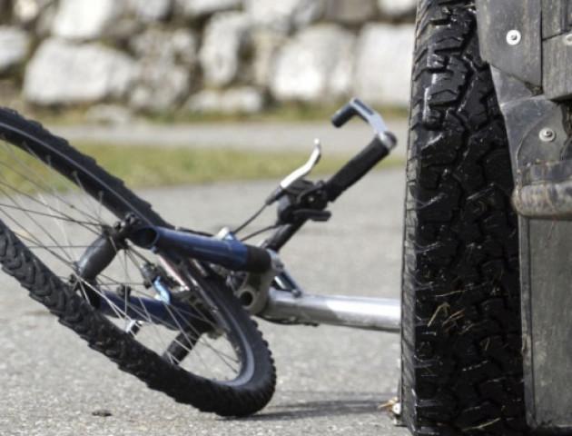 ДТП на Волині: авто на польських номерах збило велосипедистку
