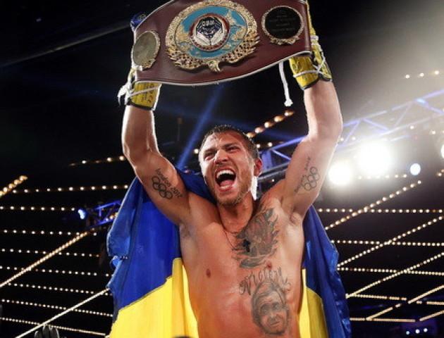 Українця Василя Ломаченка визнали найкращим боксером 2017 року за версією НВО. ВІДЕО