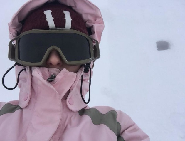 Учасниця АТО з Луцька у свій день народження заблукала в Карпатських горах