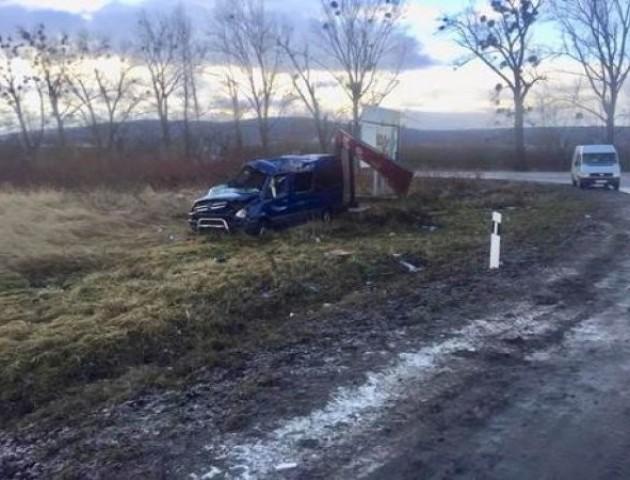 Волиняни втрапили у ДТП на Львівщині. ФОТО