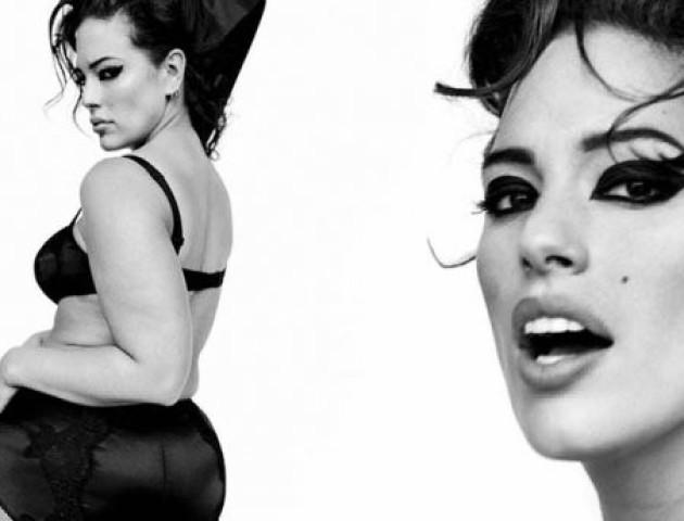 Ешлі Грем знялася в провокативній фотосесії для Vogue. Фото