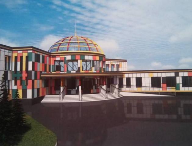 Заступник міністра Мінрегіонбуду прорекламував дитячий садок у Княгининівській ОТГ