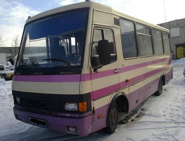 Водія автобуса, який на Волині збив пішохода, визнали невинним