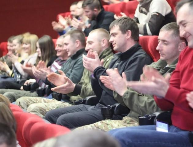 У PremierCity для захисників Донецького аеропорту організували показ прем'єри фільму «Кіборги»