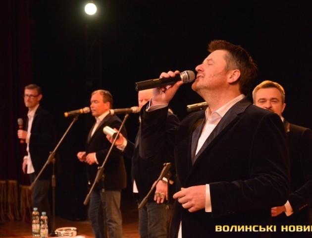 «Піккардійської Терції» у Луцьку: як минув ювілейний концерт. ФОТО