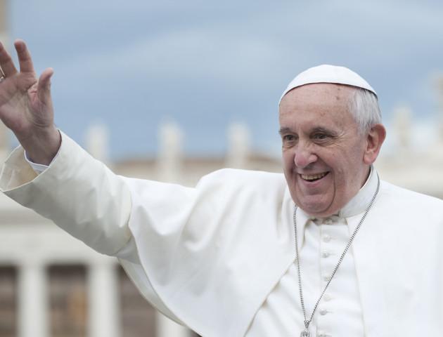 """Папа Римський хоче змінити молитву """"Отче наш"""""""